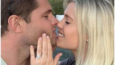 Princess Diana's niece, Lady Amelia Spencer shares rare details about her surprise engagement as stunning new photos surface