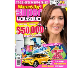 Woman's Day Superpuzzler Issue 153 Online Entry