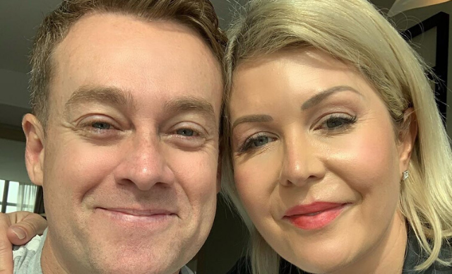 Grant and Chezzi Denyer reveal the shocking impact pain medication had on their relationship