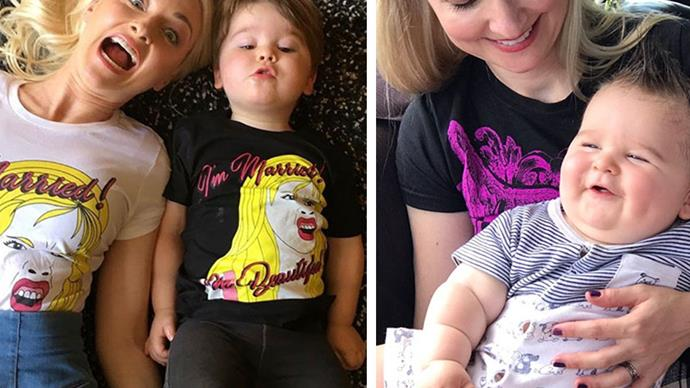 Mum's mini muse! Kate Miller-Heidke's son Ernie is quite possibly the cutest celebrity offspring we've ever seen