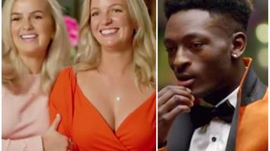 The first double Bachelorette trailer is here and the confusion is oh so real