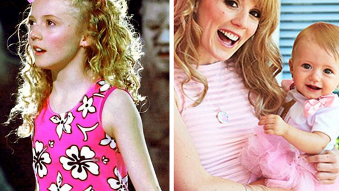 From Strawberry Kisses to her mini-me daughter: Where is Nikki Webster now?