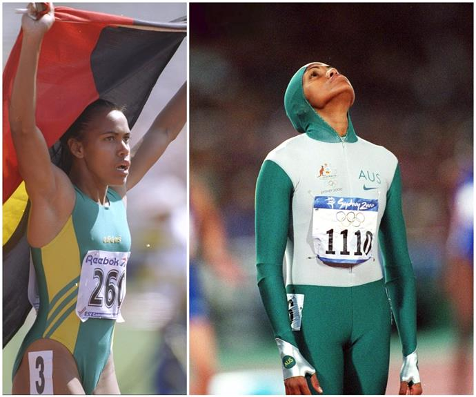 One flag, one moment: How Cathy Freeman single-handedly became a symbol for Aboriginal reconciliation at the Olympics