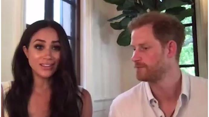 Prince Harry & Duchess Meghan are making an extremely rare joint appearance for historical TIME event