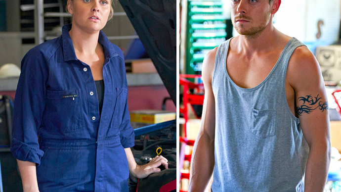 A heartbreaking split and a shocking confession! Home And Away's Ziggy and Dean call it quits