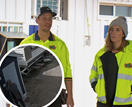 EXCLUSIVE: The Block is rocked by a cheating scandal as one contestant is busted on site during the lockdown