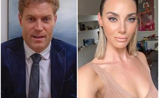TV vet Dr Chris Brown's birthday bust-up with girlfriend Brooke Meredith