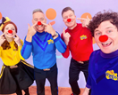 Purple Wiggle Lachy Gillespie's sweet birthday tribute to ex and fellow Yellow Wiggle, Emma Watkins