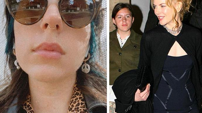 Tom Cruise and Nicole Kidman's oldest daughter Bella Kidman Cruise debuts a bold new look