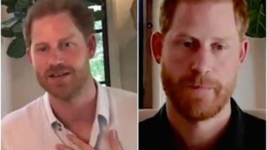 Prince Harry shares an impassioned new video from his Californian abode - and casually debuts a fresh haircut