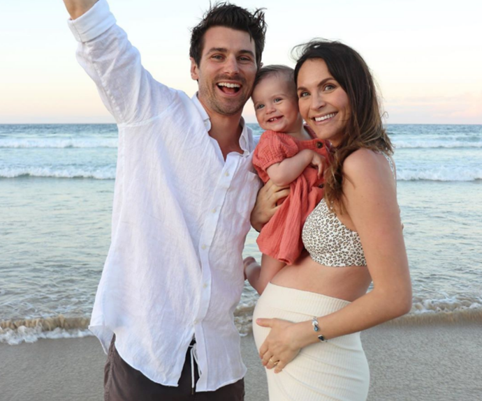 Matty J reveals fiancée Laura Byrne kept her pregnancy news a secret, and he missed all the obvious signs