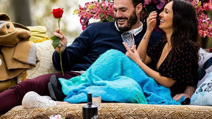 A Bachelor insider is claiming Bella Varelis had a secret deal to make Locky Gilbert's final two