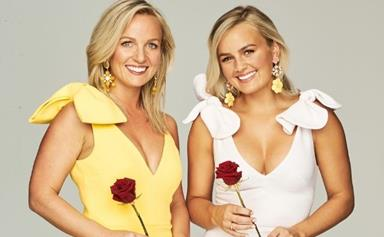 EXCLUSIVE: Bachelorette's Becky and Elly tell all about their past relationships - and what they're looking for now