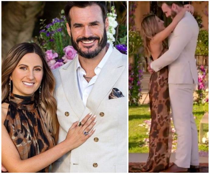 A casual $30k sparkler and the promise of love: Here's what you didn't know about THAT ring Locky gave Irena