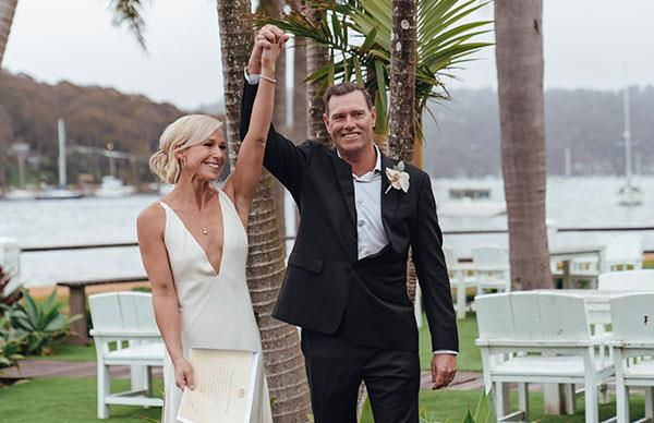 Bondi Rescue's Hoppo ties the knot: 'I feel more loved than I ever thought possible'