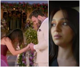 """EXCLUSIVE: The Bachelor's Bella Varelis had an """"intuitive"""" moment in that explosive final scene - but it never went to air"""