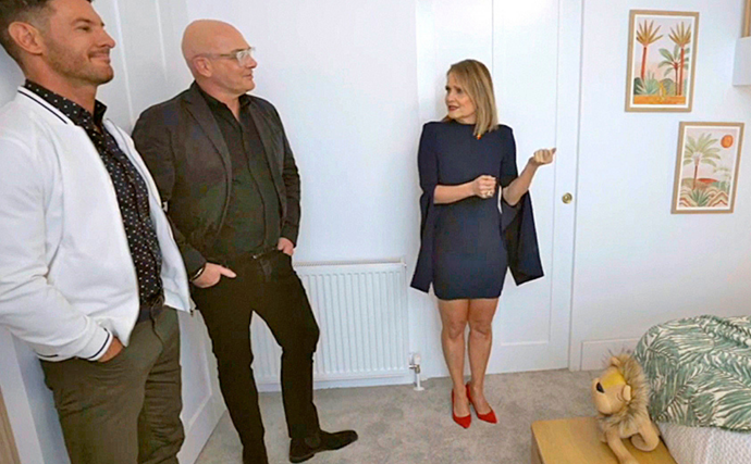 EXCLUSIVE: The Block judge Shaynna Blaze exposes one team after a shock cheating discovery
