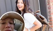 "Former Home And Away star Tammin Sursok shares tear strewn post revealing her ""heart is broken"""