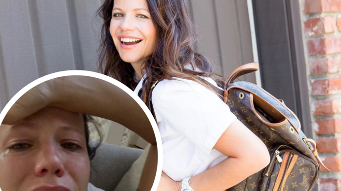 """Former Home And Away star Tammin Sursok shares tear strewn post revealing her """"heart is broken"""""""