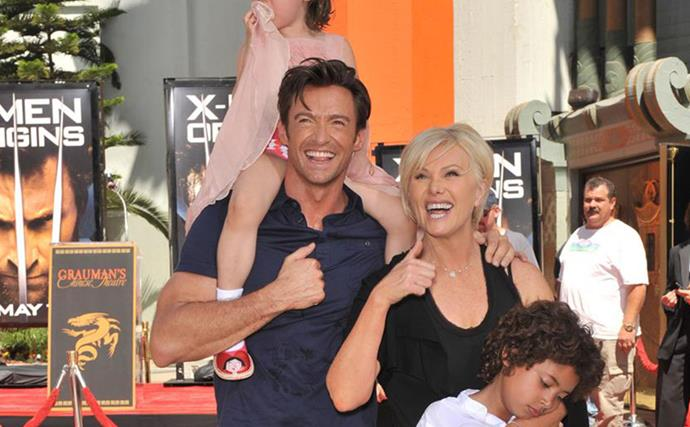 Meet Deborra-Lee Furness and Hugh Jackman's two beautiful children, who they fought so hard to have