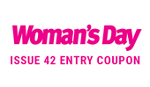 Enter Woman's Day Issue 42 puzzles online!