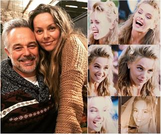 Home & Away star Cameron Daddo's heartfelt tribute to his wife is a breath of fresh air on our Instagram feeds