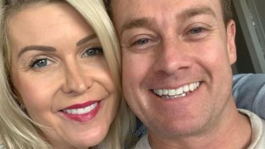 Chezzi and Grant Denyer give an exciting update on their third pregnancy following heartbreaking fertility battle