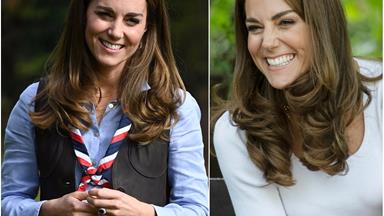 Duchess Catherine appears to have a new go-to style - and it's not her iconic summer dresses