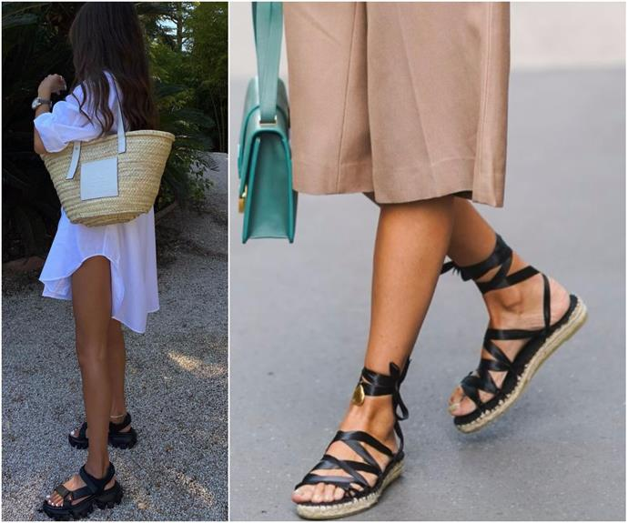 Strap in, there's a trending shoe you're about to wear all summer - so we found 10 of the best on the market