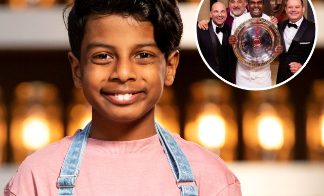 Meet two of MasterChef Junior's rising stars, Phenix and Ryan, who are ready to rise all the way to the top