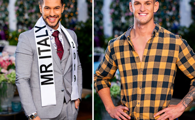 From a rugby player to Mr. Italy, meet The Bachelorette 2020 contestants vying for Elly and Becky Miles' hearts
