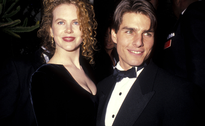 Nicole Kidman gives a rare insight into her 'happy marriage' to Tom Cruise after being blindsided by their split