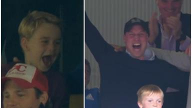 Prince William's meme-worthy twinning moment with Prince George in 2019 provides the perfect mental image of how they spent this past weekend