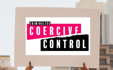 Sign the petition and join us in the fight to criminalise coercive control