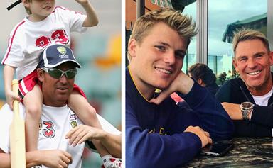 """""""I want him to be really proud of me"""": Why SAS Australia star Jackson Warne is finally stepping out of dad Shane Warne's shadow"""