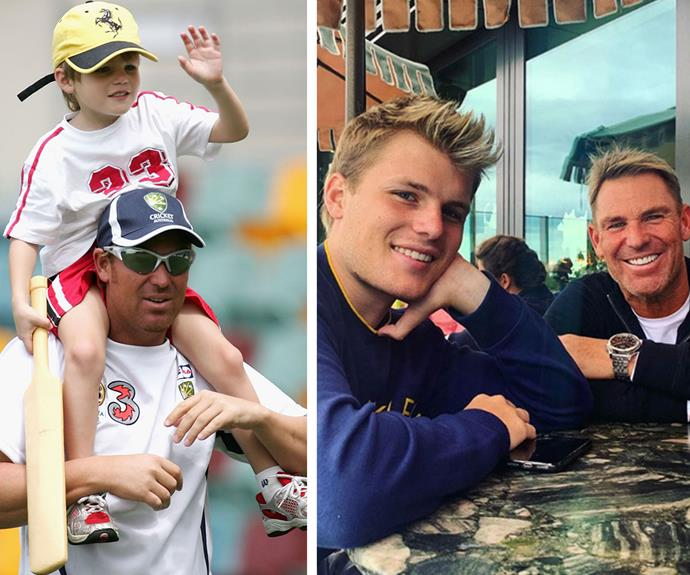 """I want him to be really proud of me"": Why SAS Australia star Jackson Warne is finally stepping out of dad Shane Warne's shadow"