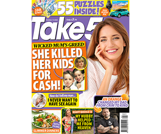 Take 5 Issue 41 Online Entry Coupon
