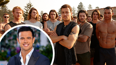 Bachelorette favourite Shannon Karaka was a Home And Away River Boy, making all our TV crossover dreams come true