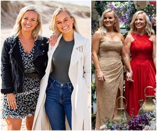 Country couture: Elly and Becky's Bachelorette outfits mix the grit and the glamour