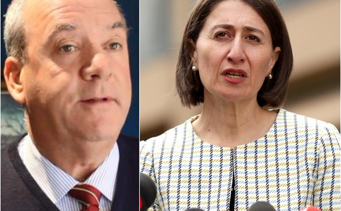"""Who is Daryl Maguire, the man Gladys Berejiklian just admitted to being in a """"close, personal relationship"""" with?"""