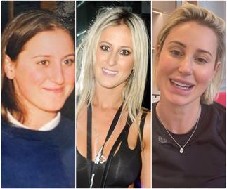 One gal, one glow up: See Roxy Jacenko's epic beauty transformation over the years