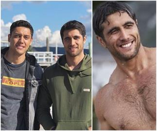 """""""45 never looked so good"""": Home and Away stars share cheeky (and sweet) tributes to their beloved castmate Ethan Browne for his birthday"""