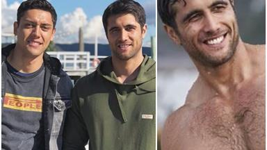 """45 never looked so good"": Home and Away stars share cheeky (and sweet) tributes to their beloved castmate Ethan Browne for his birthday"