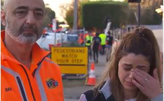 Tears and tantrums are rife on The Block as the teams are posed with their hardest challenge yet