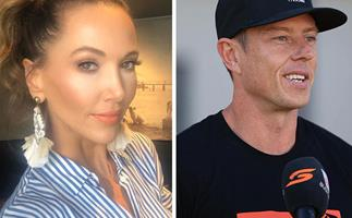 Love in the fast lane! Kyly Clarke reportedly dating former flame and supercar driver James Courtney