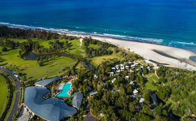 Where to stay amongst the stars in Byron Bay