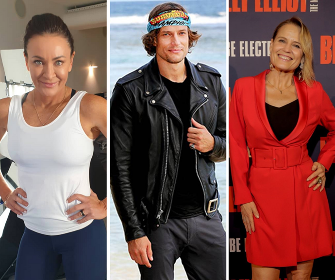 Meet the famous faces who are battling it out in front of Lord Sugar on Celebrity Apprentice Australia