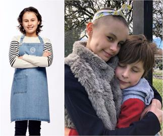 """""""I wished I was normal"""": Junior MasterChef's Vienna on why she doesn't want to be the girl who has cancer"""