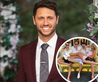 Everything we know about The Bachelorette's Damien Stone, including his numerous close ties to reality TV stars