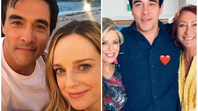 """In the hallowed halls of Summer Bay, you have and always will be my person"": Home & Away cast flock to Instagram to share birthday tributes for James Stewart"